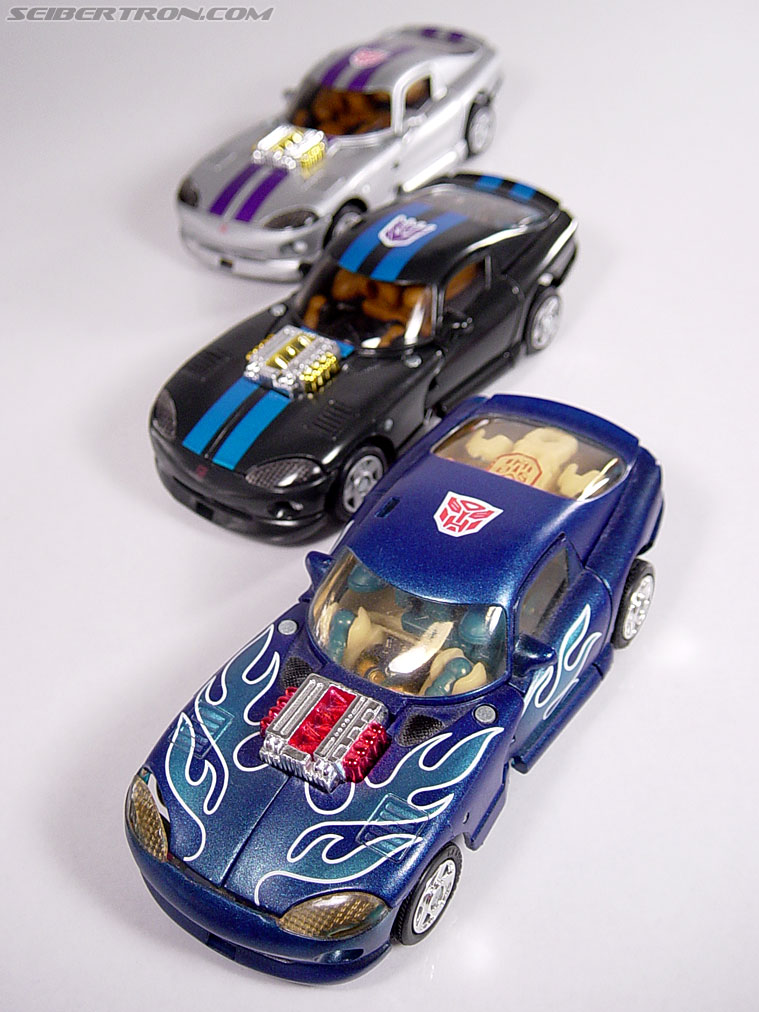 Transformers Robots In Disguise Side Burn (Image #3 of 54)