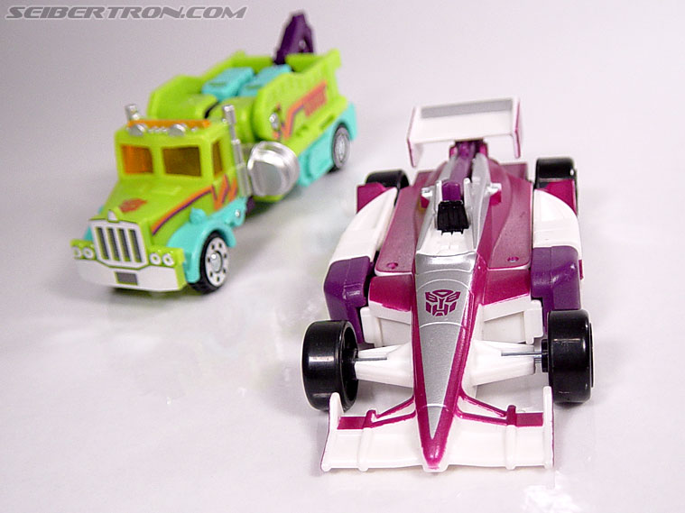 Transformers Robots In Disguise Skid-Z (Indy Heat) (Image #14 of 39)