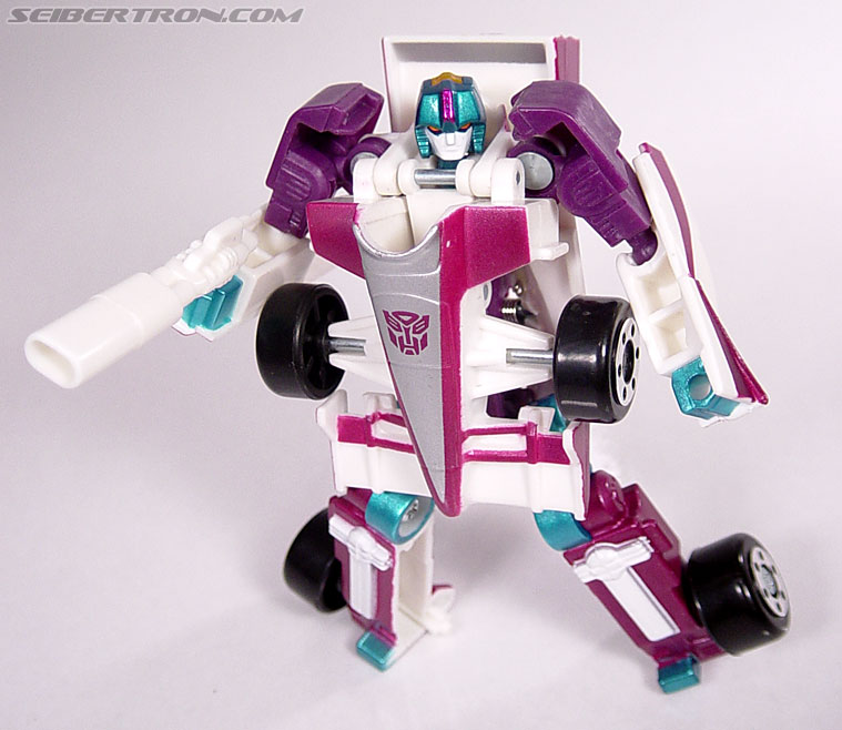 Transformers Robots In Disguise Skid-Z (Indy Heat) (Image #31 of 39)