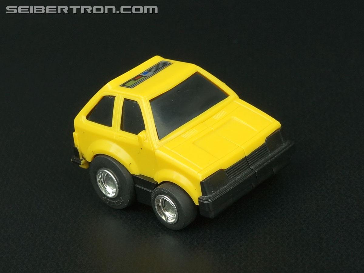 Transformers Micro Change MC04 Mini CAR Robo 02 XG1500 (Yellow) (Image #22 of 70)