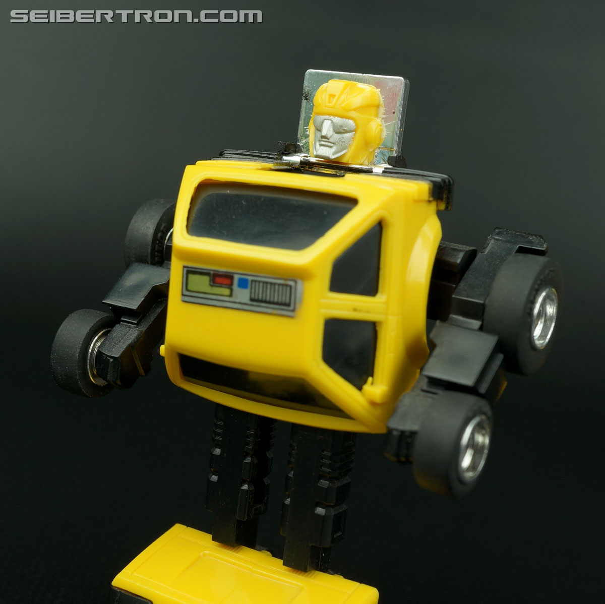 Transformers Micro Change MC04 Mini CAR Robo 02 XG1500 (Yellow) (Image #52 of 70)