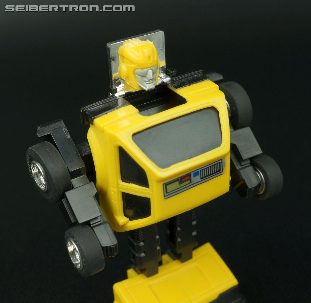 Transformers Micro Change MC04 Mini CAR Robo 02 XG1500 (Yellow) (Image #57 of 70)