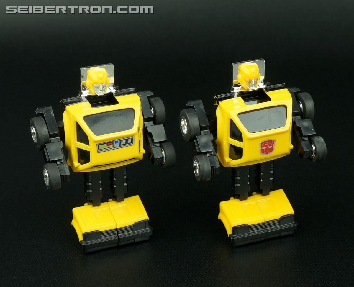 Transformers Micro Change MC04 Mini CAR Robo 02 XG1500 (Yellow) (Image #62 of 70)