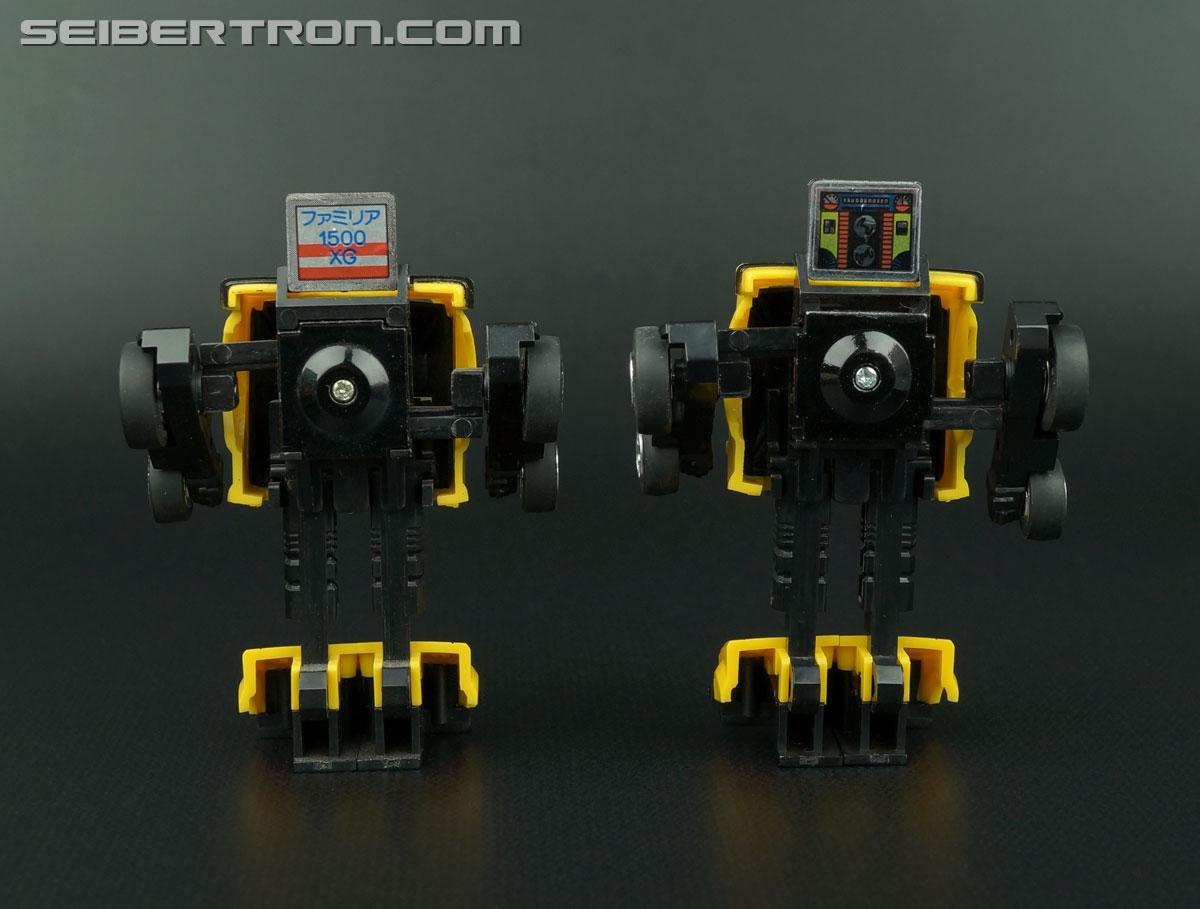 Transformers Micro Change MC04 Mini CAR Robo 02 XG1500 (Yellow) (Image #63 of 70)