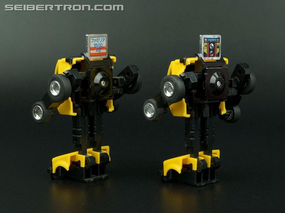 Transformers Micro Change MC04 Mini CAR Robo 02 XG1500 (Yellow) (Image #64 of 70)