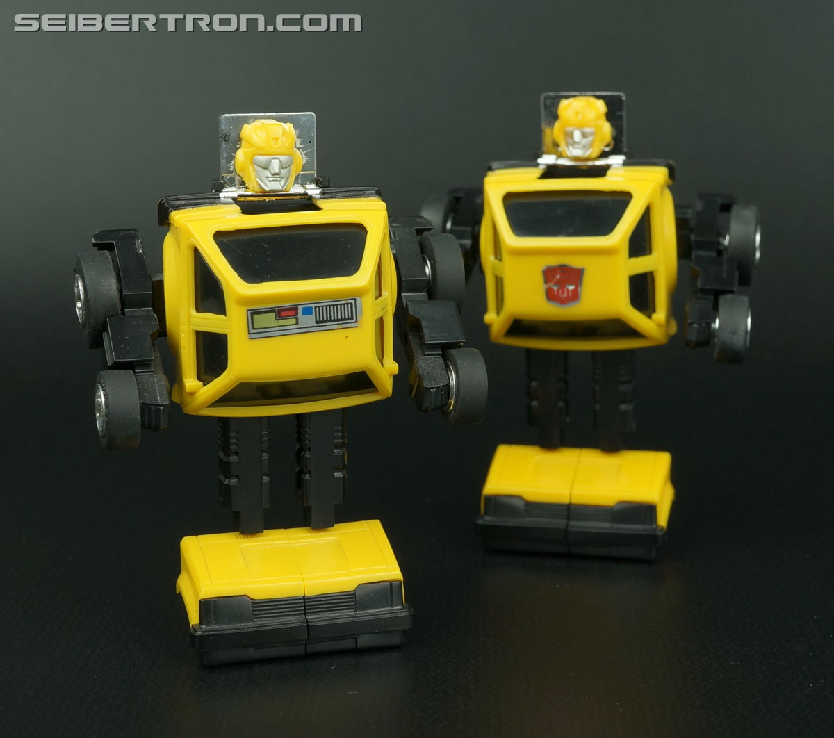 Transformers Micro Change MC04 Mini CAR Robo 02 XG1500 (Yellow) (Image #66 of 70)