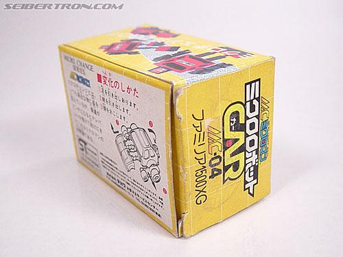 Transformers Micro Change MC04 Mini CAR Robo 02 XG1500 (Yellow) (Image #4 of 65)