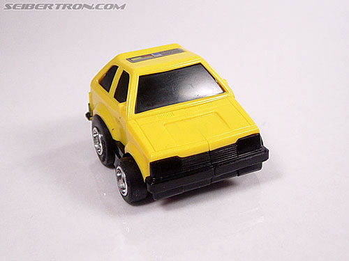 Transformers Micro Change MC04 Mini CAR Robo 02 XG1500 (Yellow) (Image #7 of 65)