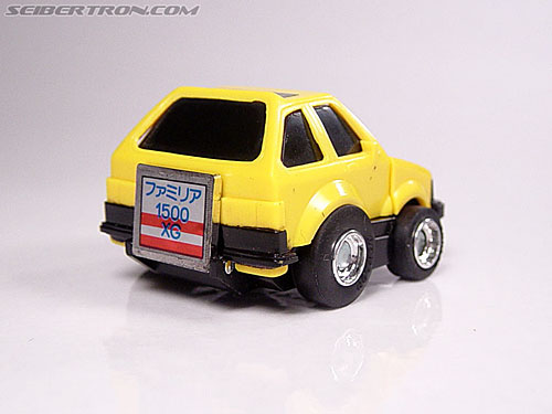 Transformers Micro Change MC04 Mini CAR Robo 02 XG1500 (Yellow) (Image #10 of 65)