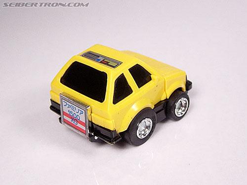 Transformers Micro Change MC04 Mini CAR Robo 02 XG1500 (Yellow) (Image #11 of 65)