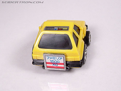 Transformers Micro Change MC04 Mini CAR Robo 02 XG1500 (Yellow) (Image #12 of 65)