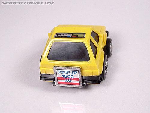 Transformers Micro Change MC04 Mini CAR Robo 02 XG1500 (Yellow) (Image #12 of 65)