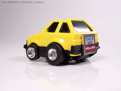 Transformers Micro Change MC04 Mini CAR Robo 02 XG1500 (Yellow) (Image #15 of 65)