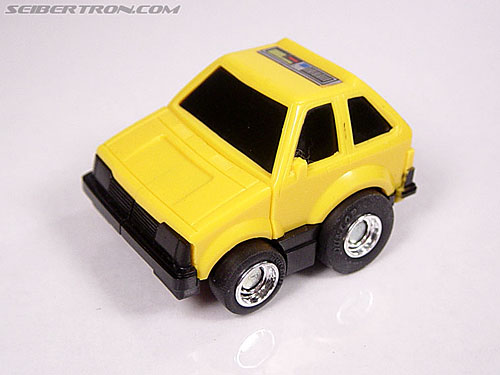 Transformers Micro Change MC04 Mini CAR Robo 02 XG1500 (Yellow) (Image #17 of 65)