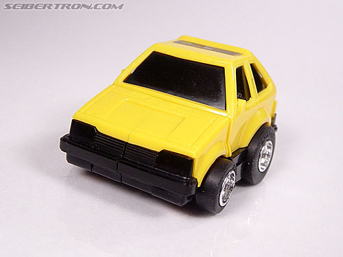 Transformers Micro Change MC04 Mini CAR Robo 02 XG1500 (Yellow) (Image #18 of 65)