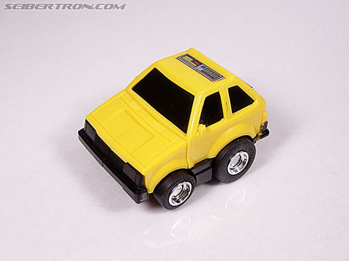 Transformers Micro Change MC04 Mini CAR Robo 02 XG1500 (Yellow) (Image #19 of 65)