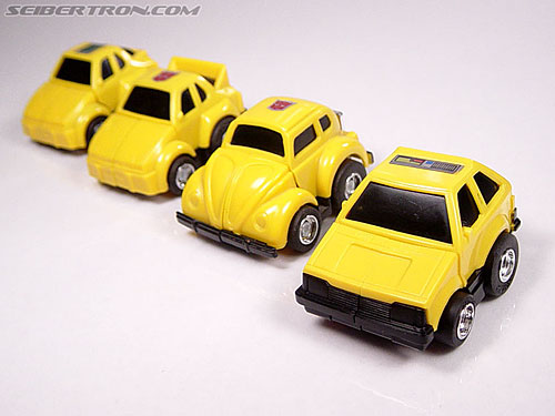 Transformers Micro Change MC04 Mini CAR Robo 02 XG1500 (Yellow) (Image #20 of 65)