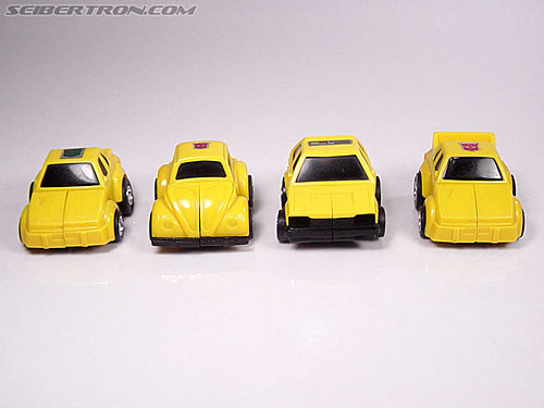 Transformers Micro Change MC04 Mini CAR Robo 02 XG1500 (Yellow) (Image #21 of 65)