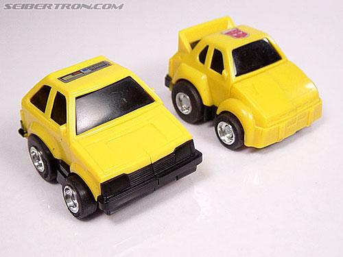 Transformers Micro Change MC04 Mini CAR Robo 02 XG1500 (Yellow) (Image #22 of 65)