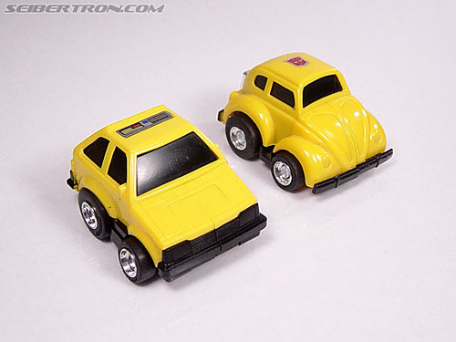 Transformers Micro Change MC04 Mini CAR Robo 02 XG1500 (Yellow) (Image #23 of 65)
