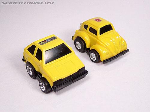 Transformers Micro Change MC04 Mini CAR Robo 02 XG1500 (Yellow) (Image #23 of 65)