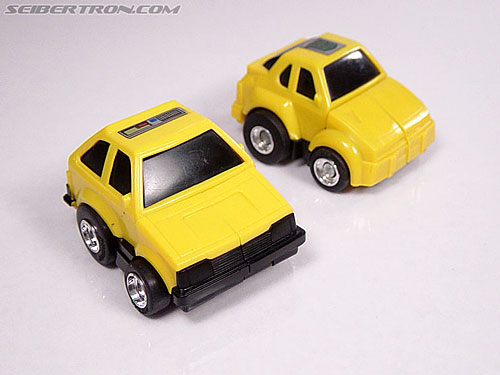 Transformers Micro Change MC04 Mini CAR Robo 02 XG1500 (Yellow) (Image #24 of 65)