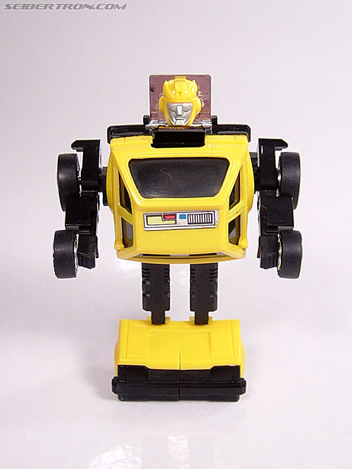 Transformers Micro Change MC04 Mini CAR Robo 02 XG1500 (Yellow) (Image #27 of 65)
