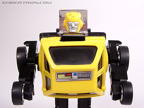 Transformers Micro Change MC04 Mini CAR Robo 02 XG1500 (Yellow) (Image #28 of 65)