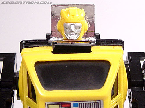Transformers Micro Change MC04 Mini CAR Robo 02 XG1500 (Yellow) (Image #29 of 65)