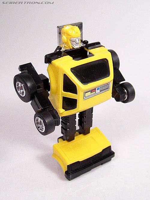 Transformers Micro Change MC04 Mini CAR Robo 02 XG1500 (Yellow) (Image #31 of 65)