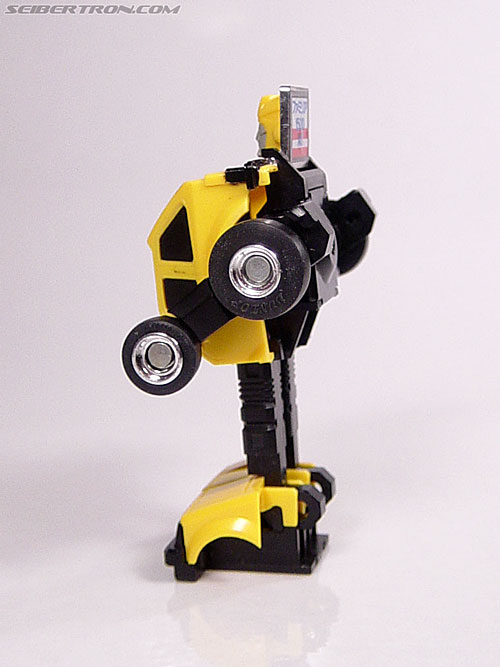 Transformers Micro Change MC04 Mini CAR Robo 02 XG1500 (Yellow) (Image #37 of 65)