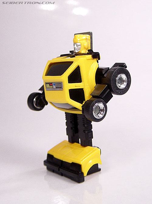 Transformers Micro Change MC04 Mini CAR Robo 02 XG1500 (Yellow) (Image #38 of 65)