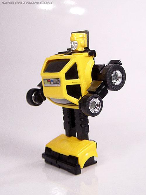 Transformers Micro Change MC04 Mini CAR Robo 02 XG1500 (Yellow) (Image #38 of 65)