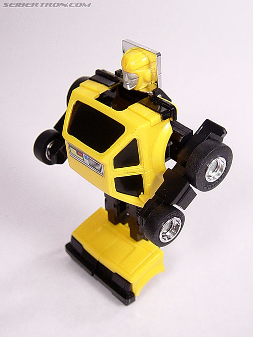 Transformers Micro Change MC04 Mini CAR Robo 02 XG1500 (Yellow) (Image #39 of 65)