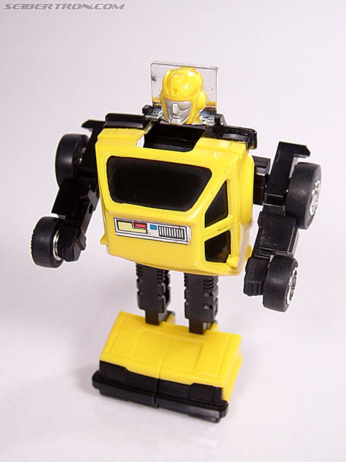 Transformers Micro Change MC04 Mini CAR Robo 02 XG1500 (Yellow) (Image #40 of 65)