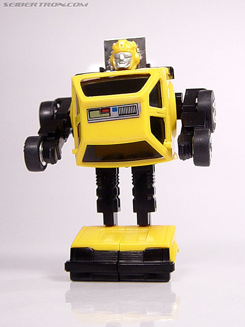 Transformers Micro Change MC04 Mini CAR Robo 02 XG1500 (Yellow) (Image #44 of 65)