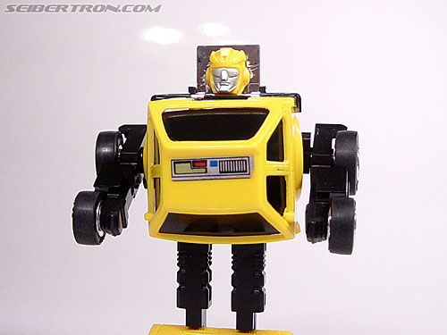 Transformers Micro Change MC04 Mini CAR Robo 02 XG1500 (Yellow) (Image #45 of 65)
