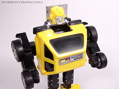 Transformers Micro Change MC04 Mini CAR Robo 02 XG1500 (Yellow) (Image #47 of 65)