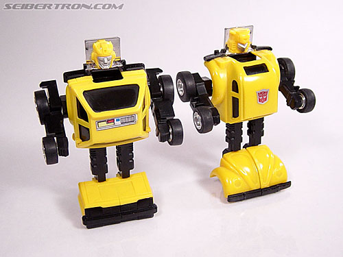 Transformers Micro Change MC04 Mini CAR Robo 02 XG1500 (Yellow) (Image #49 of 65)