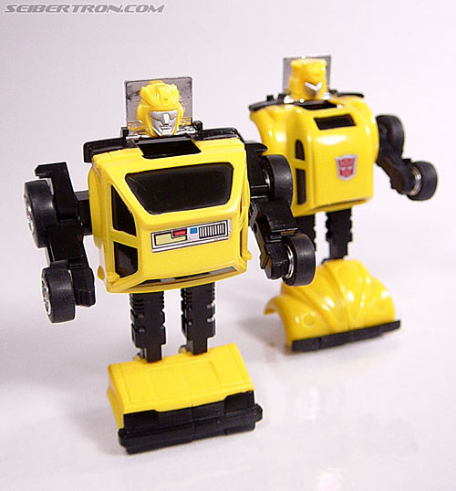 Transformers Micro Change MC04 Mini CAR Robo 02 XG1500 (Yellow) (Image #50 of 65)