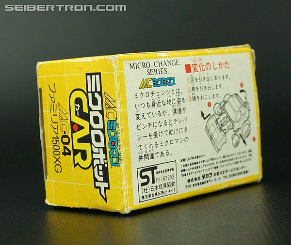 Transformers Micro Change MC04 Mini CAR Robo 02 XG1500 (Yellow) (Image #5 of 70)