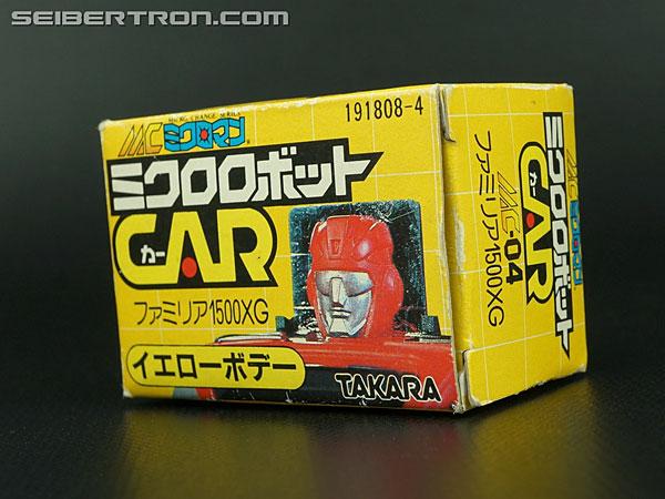 Transformers Micro Change MC04 Mini CAR Robo 02 XG1500 (Yellow) (Image #6 of 70)