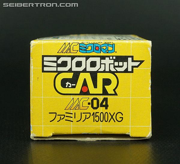 Transformers Micro Change MC04 Mini CAR Robo 02 XG1500 (Yellow) (Image #9 of 70)