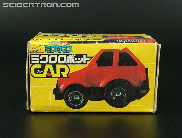 Transformers Micro Change MC04 Mini CAR Robo 02 XG1500 (Yellow) (Image #10 of 70)
