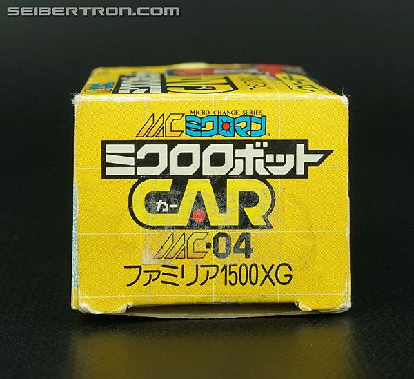 Transformers Micro Change MC04 Mini CAR Robo 02 XG1500 (Yellow) (Image #11 of 70)