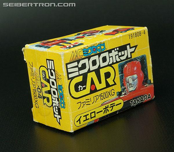 Transformers Micro Change MC04 Mini CAR Robo 02 XG1500 (Yellow) (Image #13 of 70)