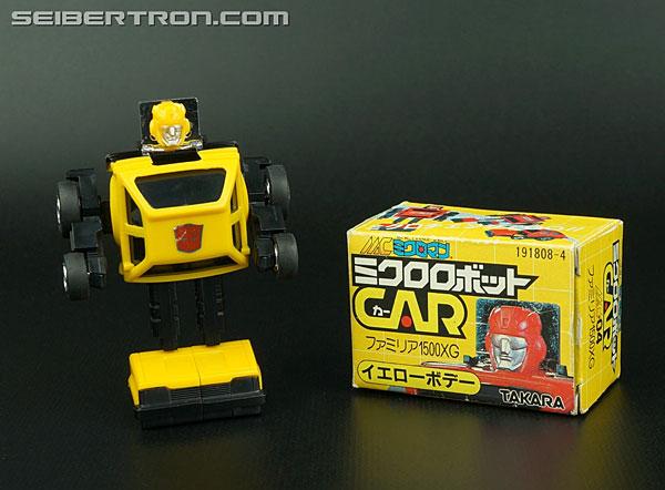 Transformers Micro Change MC04 Mini CAR Robo 02 XG1500 (Yellow) (Image #14 of 70)