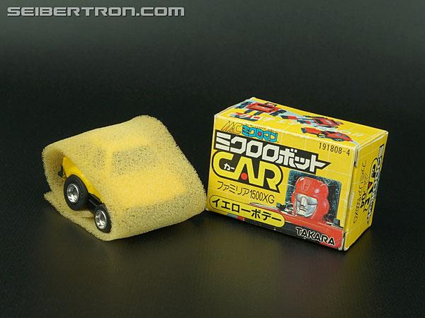 Transformers Micro Change MC04 Mini CAR Robo 02 XG1500 (Yellow) (Image #15 of 70)