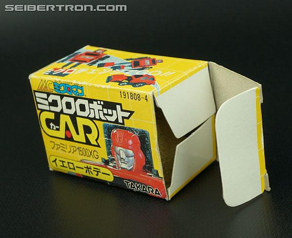 Transformers Micro Change MC04 Mini CAR Robo 02 XG1500 (Yellow) (Image #18 of 70)