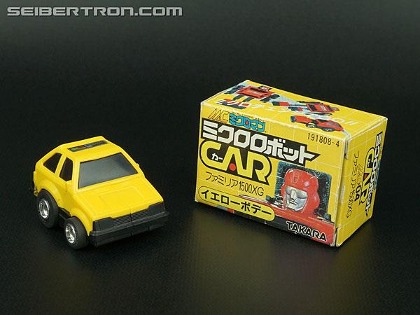 Transformers Micro Change MC04 Mini CAR Robo 02 XG1500 (Yellow) (Image #19 of 70)
